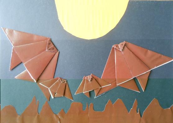 занятия по оригами знакомство с бумагой