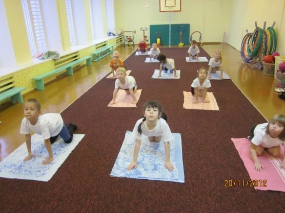 Бесплатные интернет курсы йоги для начинающих
