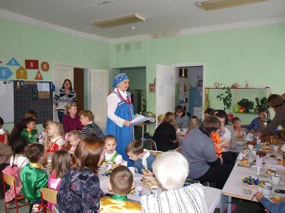 знакомство с детьми с детском саду