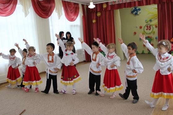 сценки для юбилея заведующей детского сада