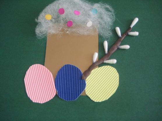 Поделка пасхальное яйцо своими руками в детском саду