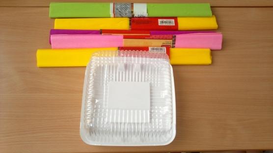 Коробка из под торта поделки 76