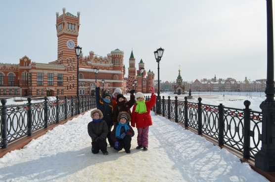 знакомство детей с гербом города