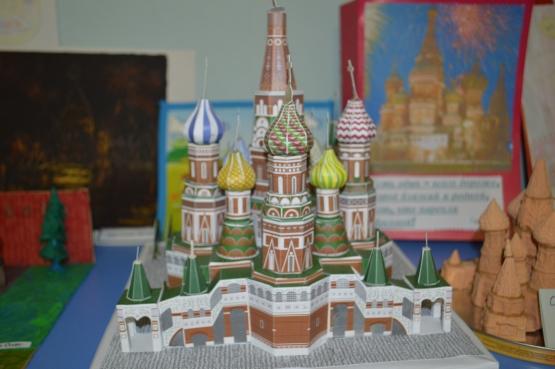 Поделки своими руками ко дню города москвы