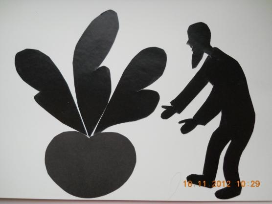 Трафареты для театра теней своими руками