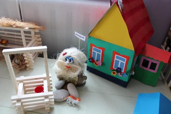 знакомство с дикими животными в детском саду