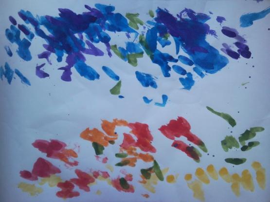 «Художественная деятельность детей раннего возраста». Консультация для родителей