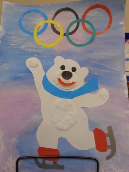 Поделки связанные с олимпиадой