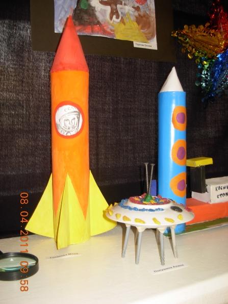 Ракета из своими руками для детей из бумаги 364