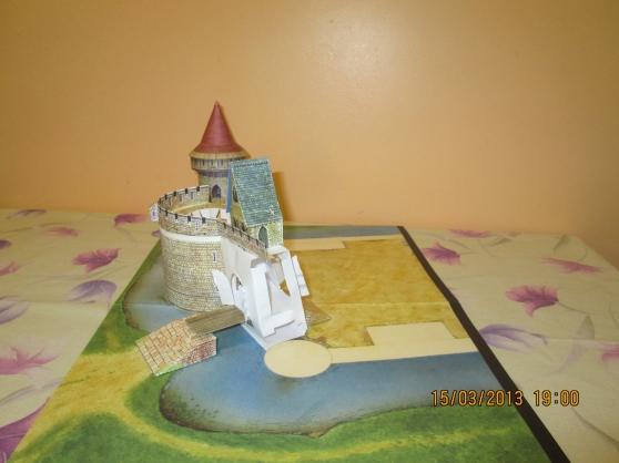 Как сделать макет средневекового замка фото 263