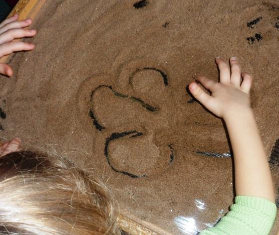 упражнения с песком в картинках мой