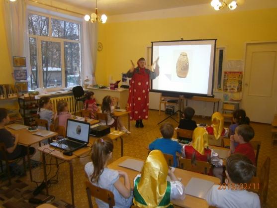 конспекты занятий в подготовительной группе по теме русские народные праздники