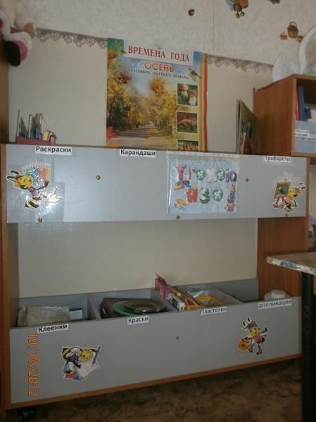 Книжный уголок в детском саду оформление фото варианты