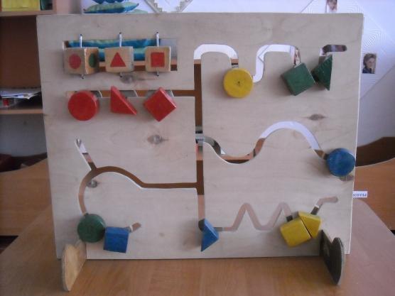 Развитие сенсорики и мелкой моторики у детей дошкольного возраста через дид