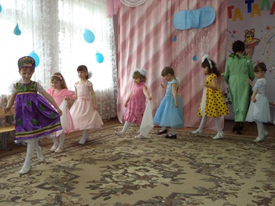 Весенний праздник в старших группах «Весна идёт! Весне — дорогу!»