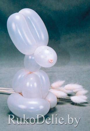 Фигуры из длинных шариков схемы
