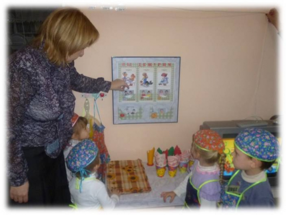 Опыт работы ДОУ по трудовому воспитанию дошкольников