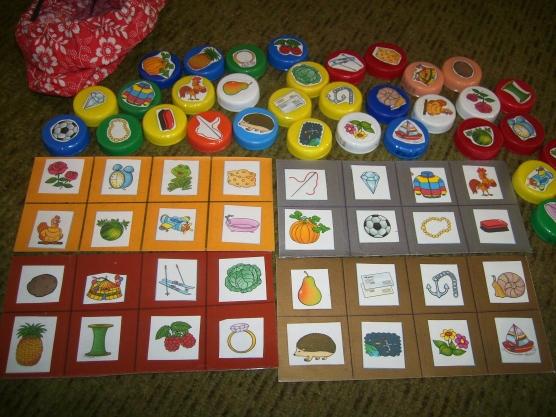 Настольная игра для детей 3 лет своими руками