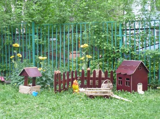 Оформление участка в саду своими руками летом фото 385