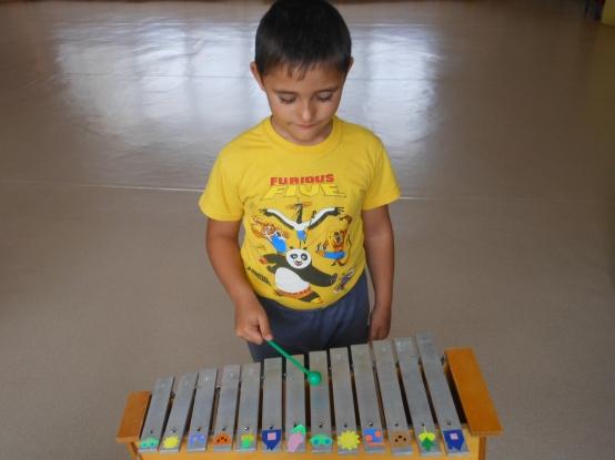 Дидактический материал для обучения детей нотной грамоте