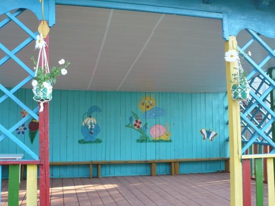 Моё творчество в детском саду. Я рисую…