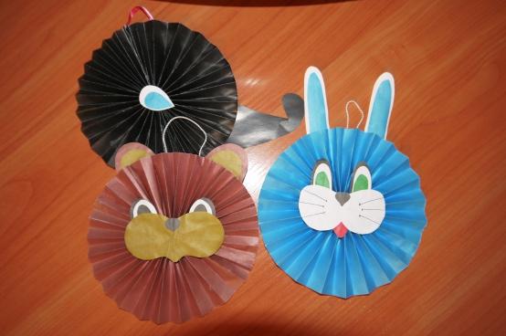 """Мастер-класс: """"Зайчик"""" в технике оригами. Воспитателям детских садов, школьным учителям и педагогам - Маам.ру"""