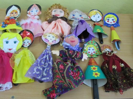 Куклы своими руками для театра в детском саду