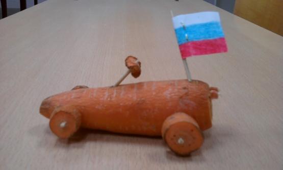 Сделать морковку из картона своими руками