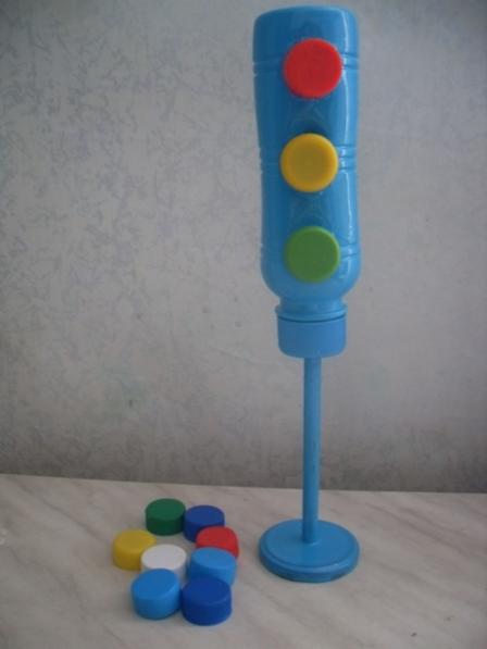 Светофоры для детей своими руками