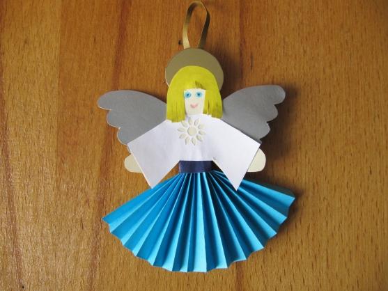 Поделки своими руками как сделать ангела