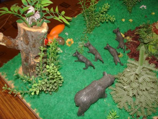 экскурсия знакомство с растительным и животным миром родного края