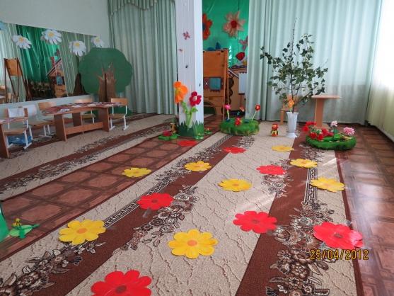 Дизайн в детском саду конспект занятии