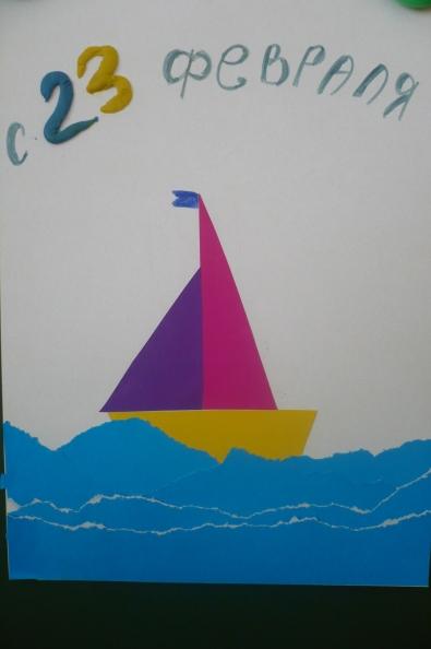 Картинки детские на открытку к 23 февраля