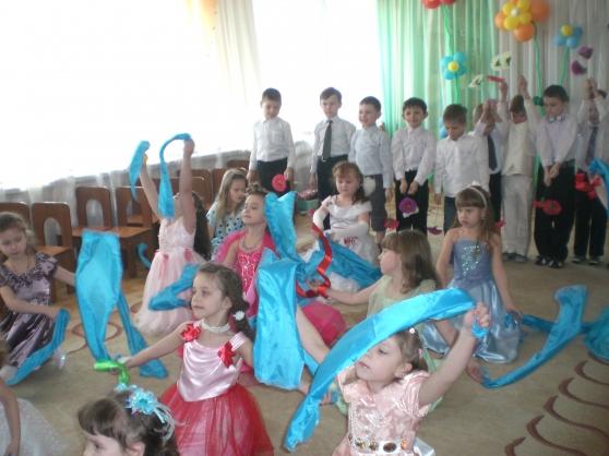Сценарии детских праздников на белорусском языке