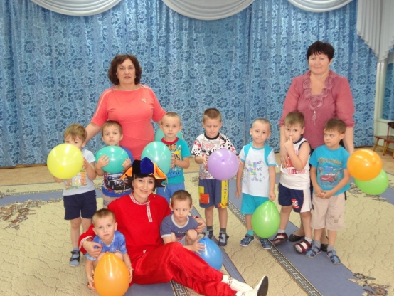 Праздник знакомства вот какой наш детский сад знакомства во владивостоке и приморском крае
