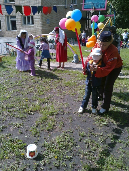 знакомим детей с татарской культурой план