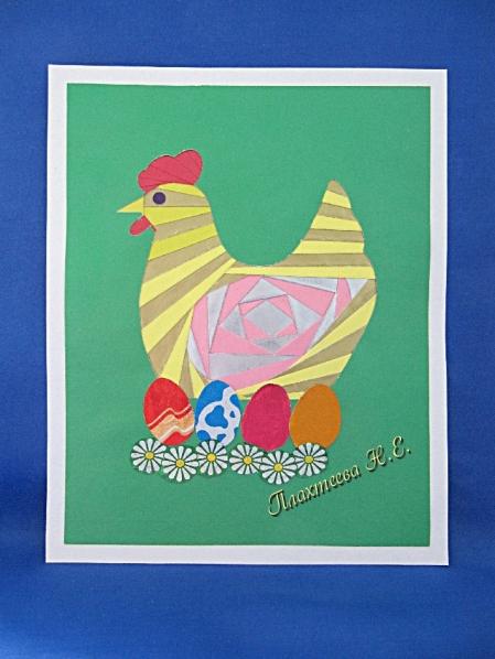 Свадьбой, айрис фолдинг пасхальная открытка