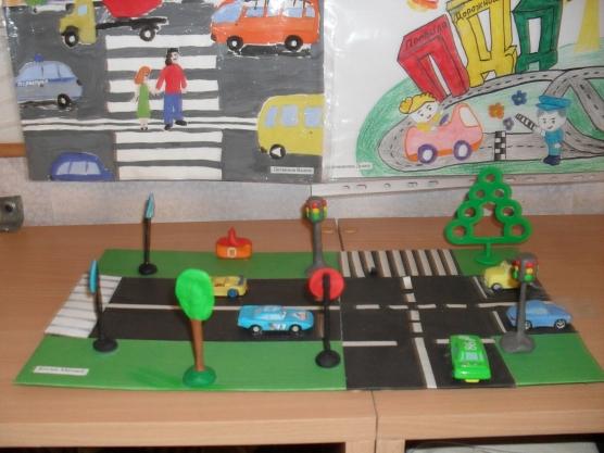 Пешеходный переход своими руками для детского сада 87
