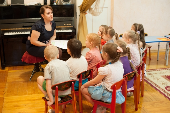 вводное занятие на знакомство с детьми 4 лет