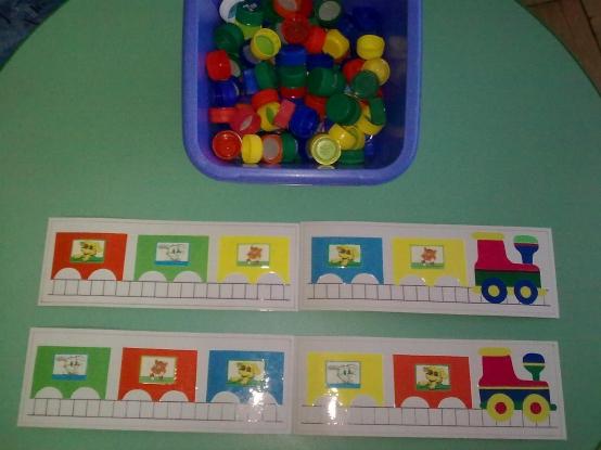 Развивающие игры для детей 5-7 своими руками