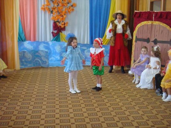 Сценарий театрализованного представления на день района 127