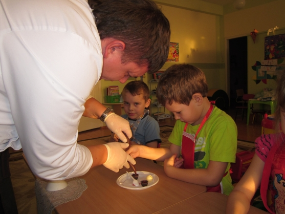 знакомство детей с профессией моряка
