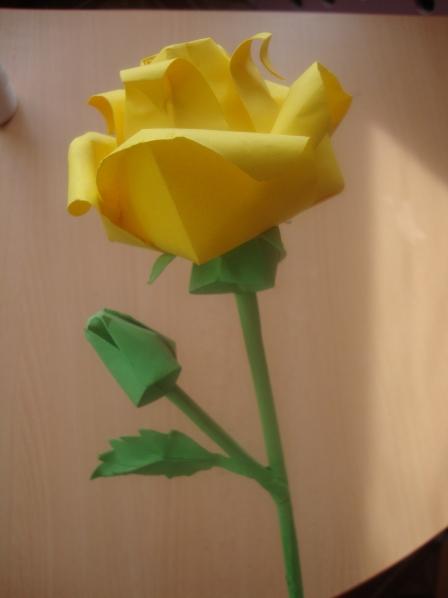 Роза мастер класс с пошаговым фото для начинающих