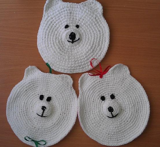 вязание крючком подарок маме воспитателям детских садов школьным