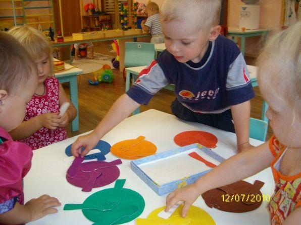 Занятия с ребенком в 2 года своими руками