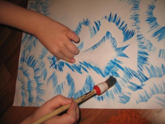 Рисунки зима картинки
