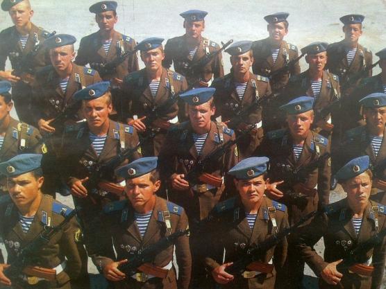 знакомство старших дошкольников с военными профессиями