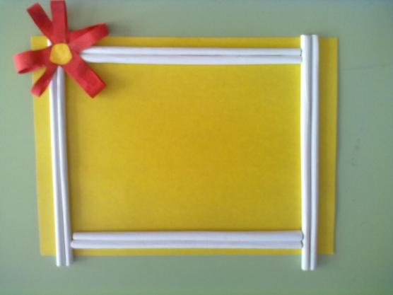 Рамки для фото своими руками с картона