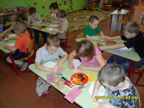 знакомство детей с художниками конспект