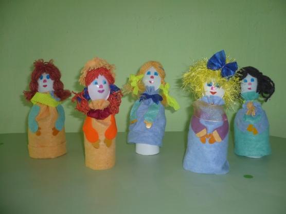 Куклы для домашнего кукольного театра своими руками фото 475